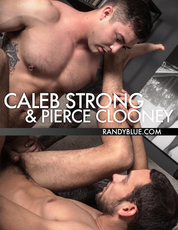 Caleb Strong Fucks Pierce Clooney at Randy Blue