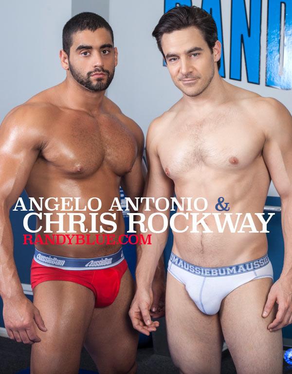 Chris Rockway Fucks Angelo Antonio at Randy Blue