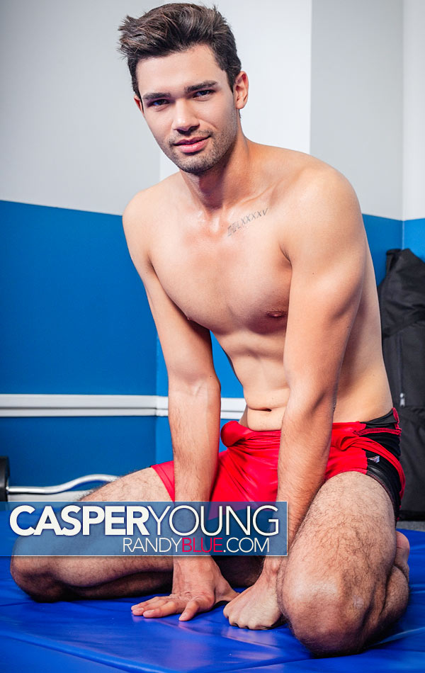 Casper Young (German Twink) at Randy Blue