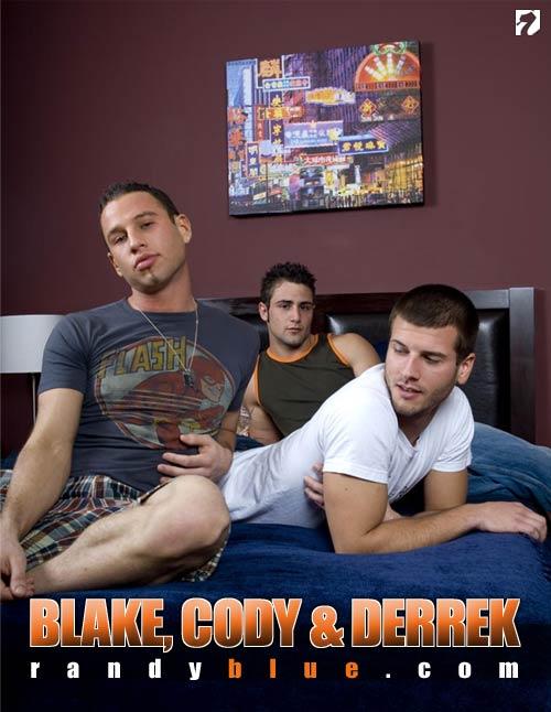 Blake, Cody & Derrek at Randy Blue
