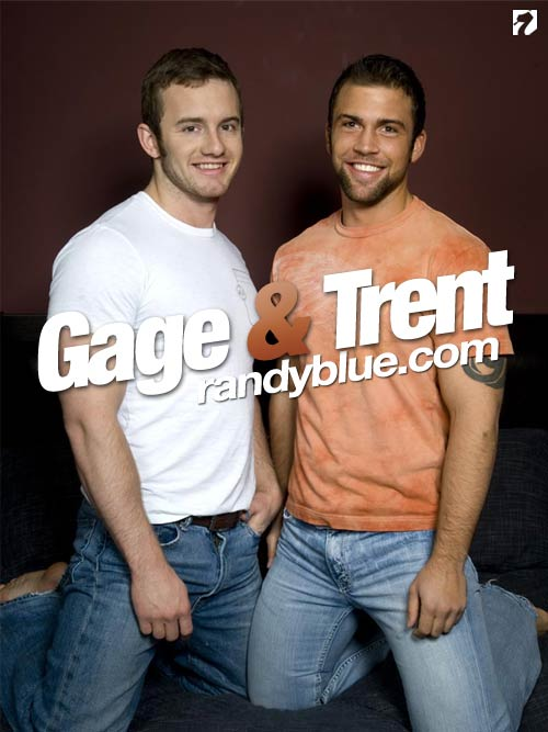 Gage Wilson & Trent Davis at Randy Blue
