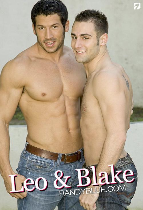 Blake Riley gejowskie porno