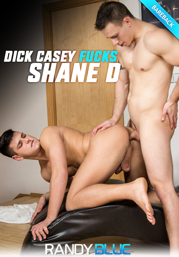 Dick Casey & Shane D (Bareback) at RandyBlue