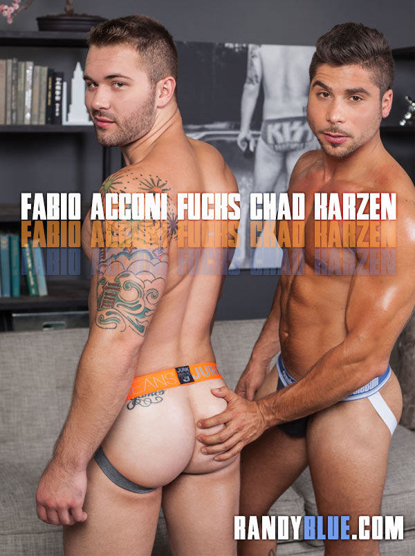 Fabio Acconi Fucks Chad Karzen at Randy Blue