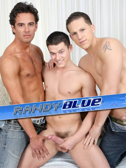 Chip Tanner, Donny Wright & Roman Todd at RandyBlue.com