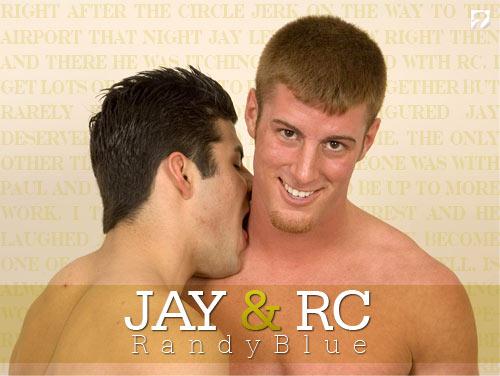 Jay & RC at Randy Blue