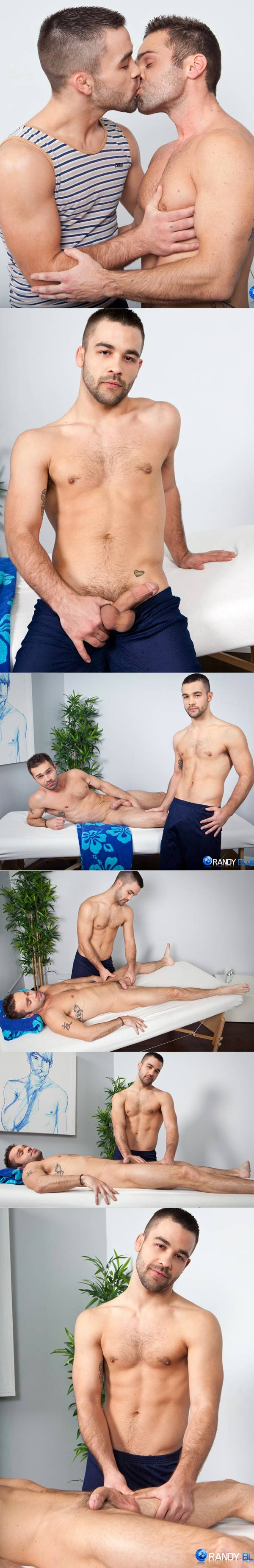 Drew Blaze & Ian Parker at RandyBlue