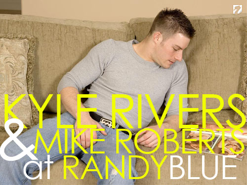 Kyle Rivers & Mike Roberts at Randy Blue