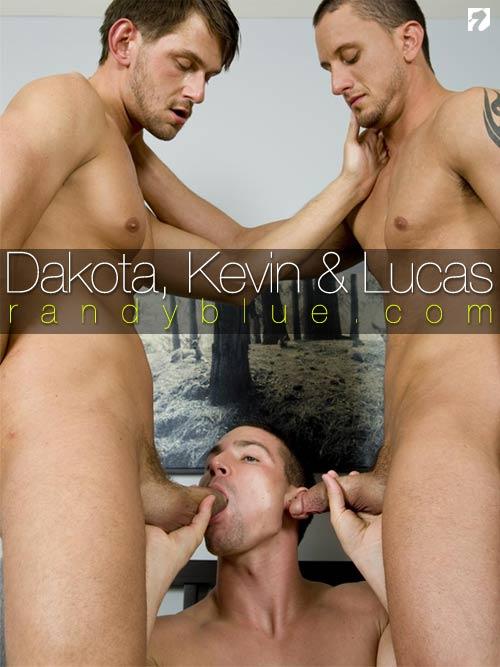 Dakota, Kevin & Lucas at Randy Blue