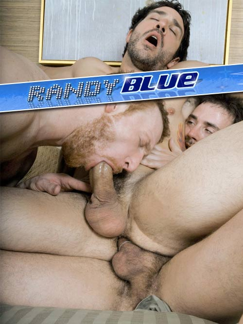 Cayden Ross, Danny Harper & Sean Everett at Randy Blue