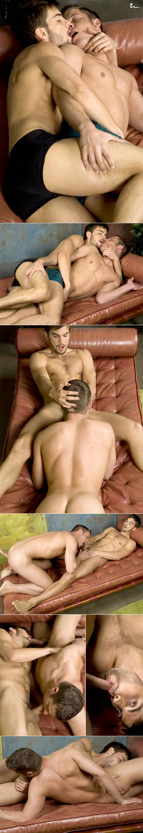 Malachi Marx & Xander Scott at Randy Blue