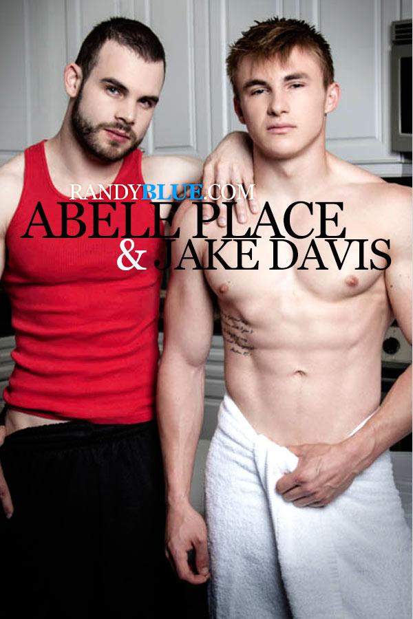 Abele Place & Jake Davis (Bareback) at Randy Blue