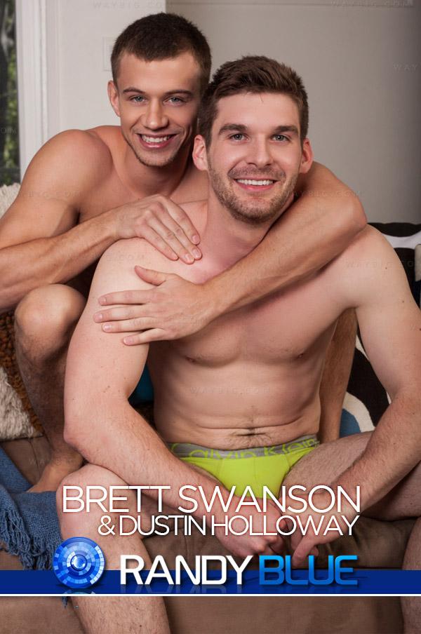 Brett Swanson & Dustin Holloway at Randy Blue