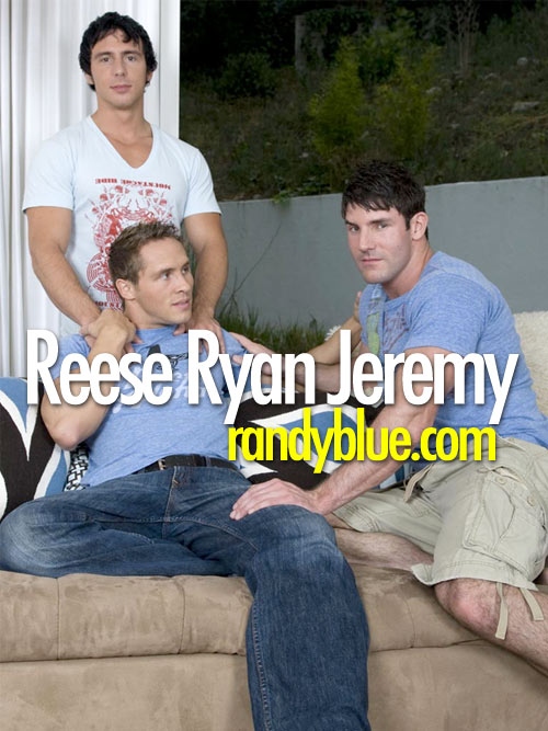Jeremy Walker, Reese Rideout, & Ryan Rockford at Randy Blue