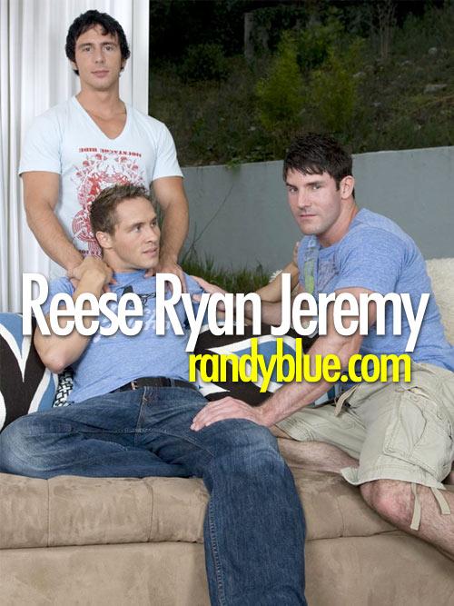 Jeremy Walker, Reese Rideout, & Ryan Rockford at Randy Blue
