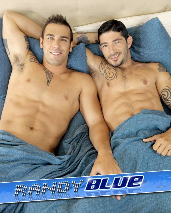 Jarrett Rex & Johnny Hazzard at Randy Blue