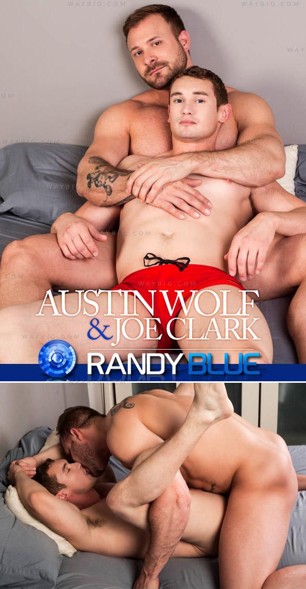Austin Wolf & Joe Clark at Randy Blue