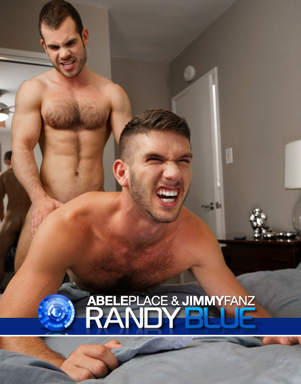 Abele Place & Jimmy Fanz at RandyBlue