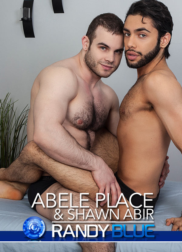 Abele Place Fucks Shawn Abir at Randy Blue