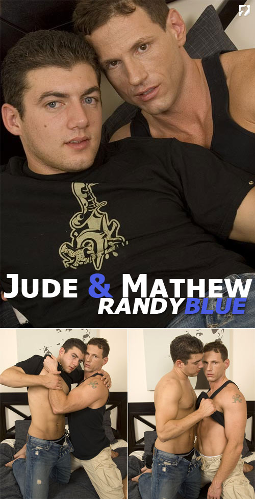 Jude & Mathew Fuck at Randy Blue