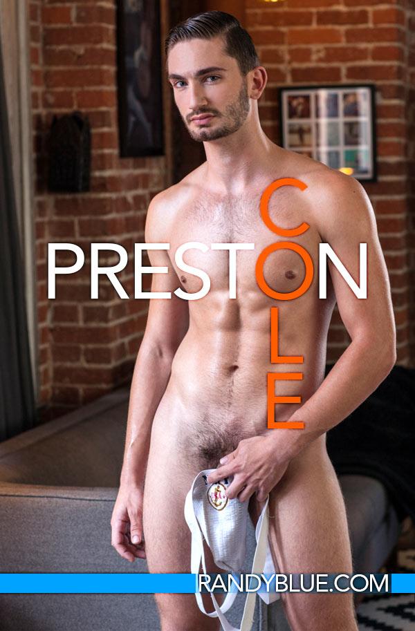 Preston Cole at Randy Blue