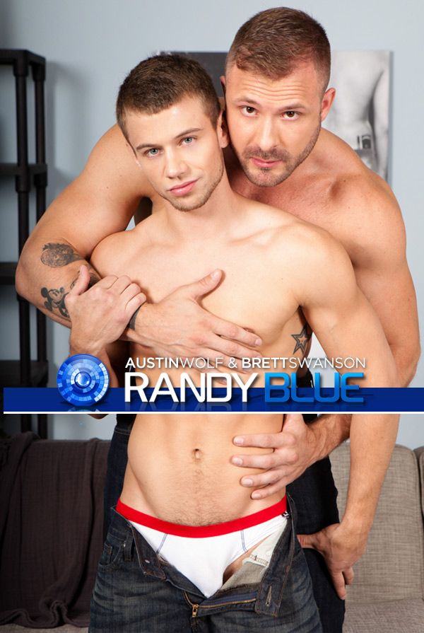 Austin Wolf & Brett Swanson at RandyBlue