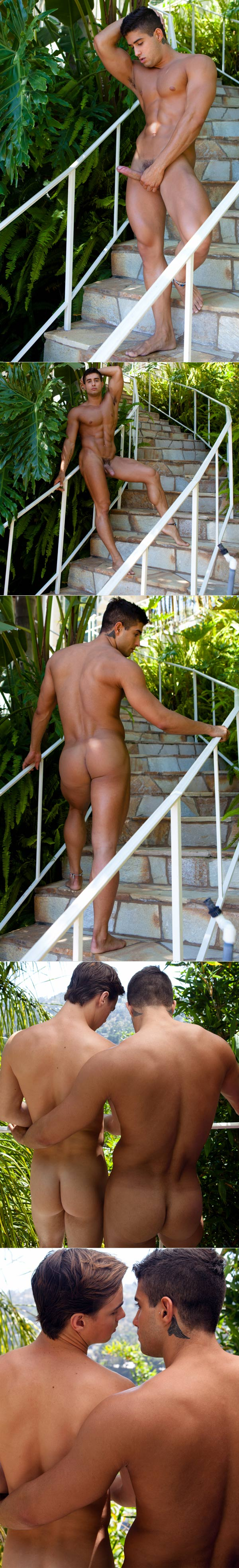Welcome To LA: Hollywood (Justin Owen & Diego Sans) (Episode 2) at RandyBlue