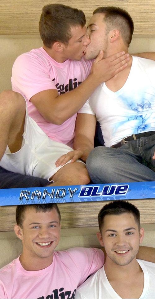 Brett Swanson & Caleb Strong at Randy Blue