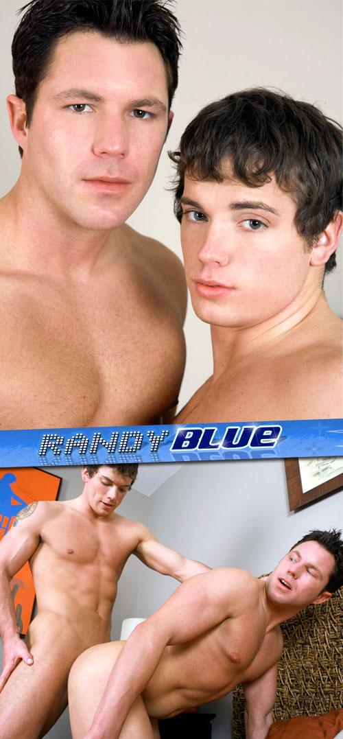 Dallas Evans & Travis James at Randy Blue