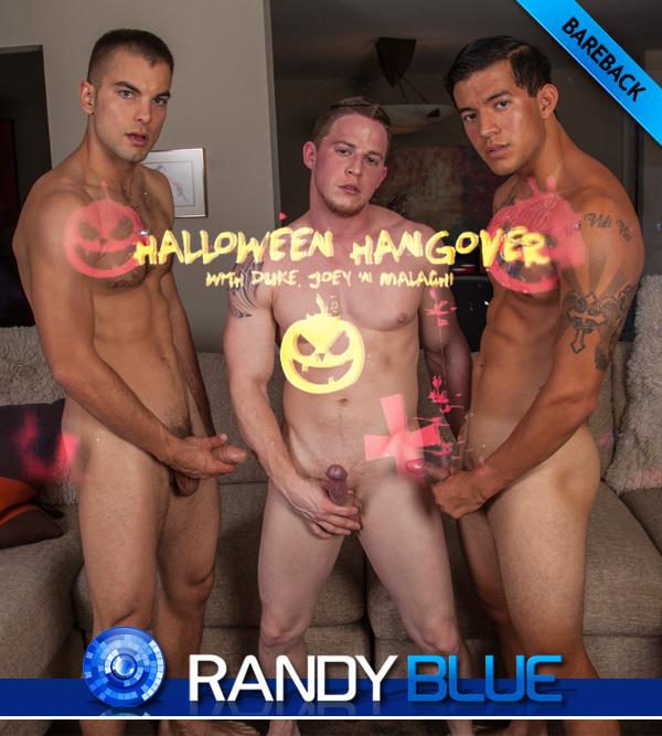 HalloWEEN Hangover (Joey Rico Malachi Marx & Duke Campbell) (Part 1) at RandyBlue