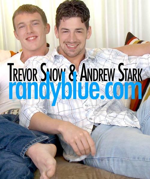 Andrew Stark & Trevor Snow at Randy Blue