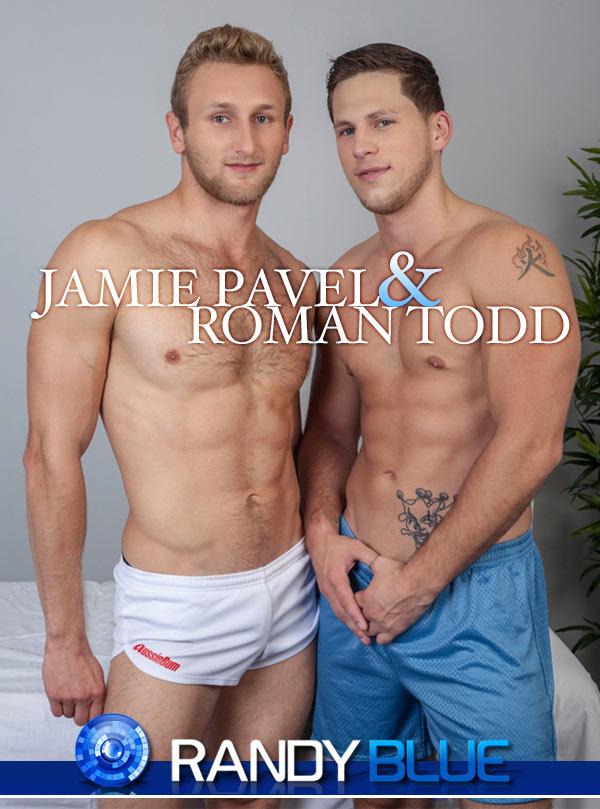 Roman Todd Fucks Jamie Pavel at Randy Blue