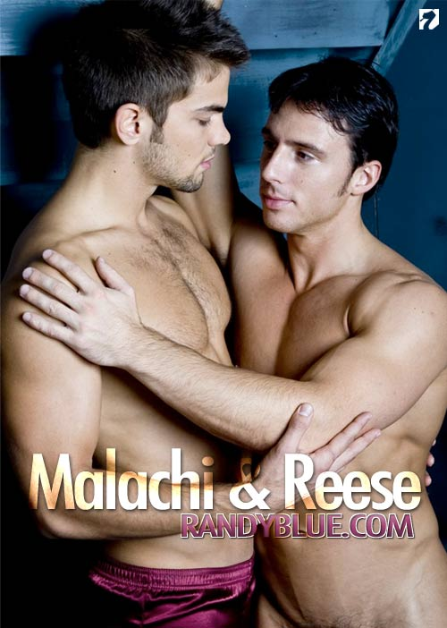 Malachi Marx & Reese Rideout at Randy Blue