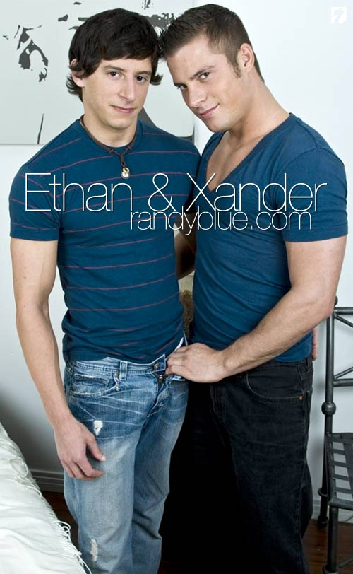 Ethan Parker & Xander Scott at Randy Blue