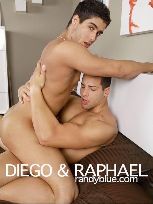 Randy blue diego and raphael