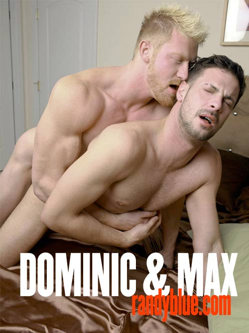 Dominic Brown & Max London at Randy Blue
