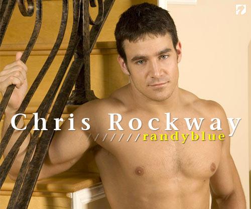 Chris Rockway at Randy Blue