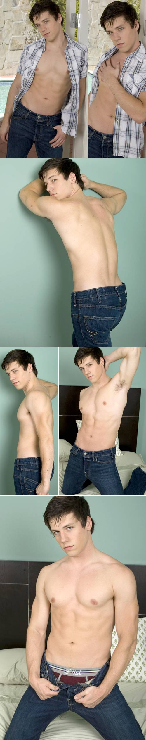 Cody Blackford at Randy Blue