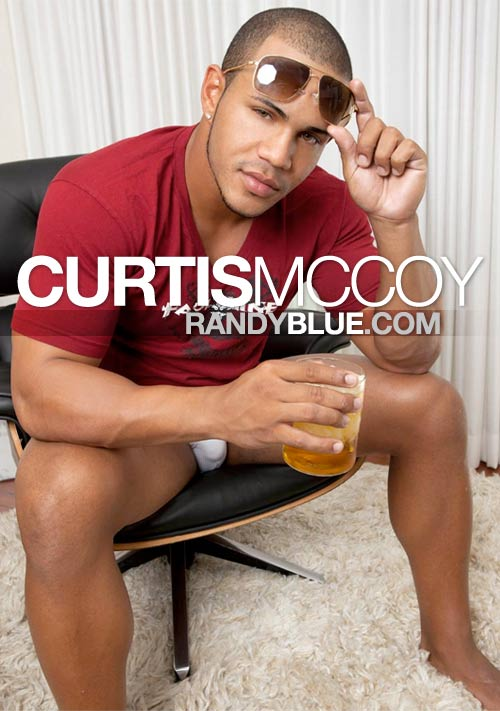 Curtis McCoy at Randy Blue