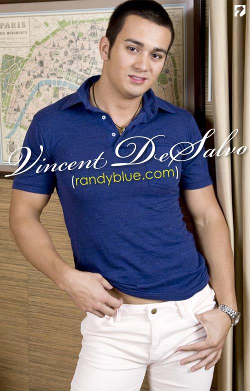 Vincent DeSalvo at Randy Blue