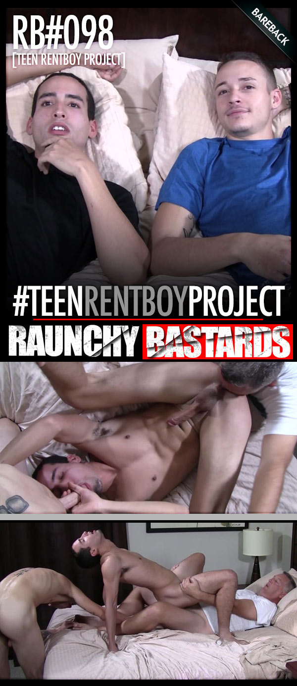 Episode #130: Teen Rentboy Project at Raunch Bastards