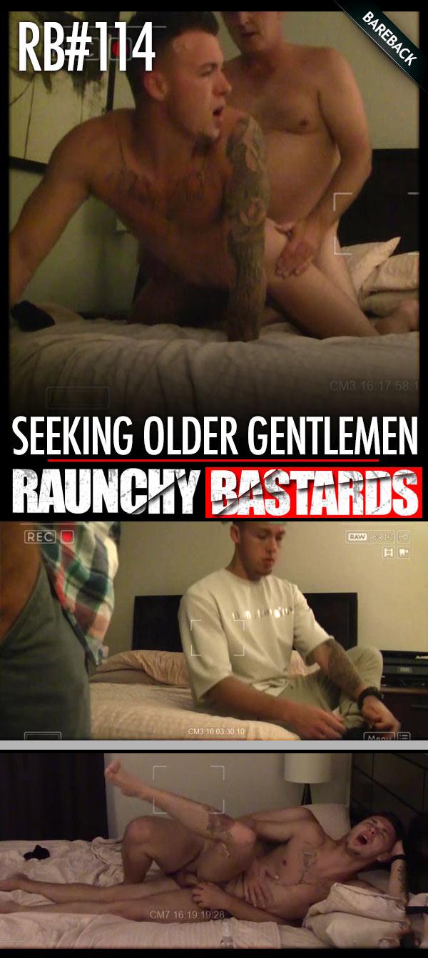 Episode #114: Seeking Older Gentlemen (with Brad Gemini) at Raunch Bastards