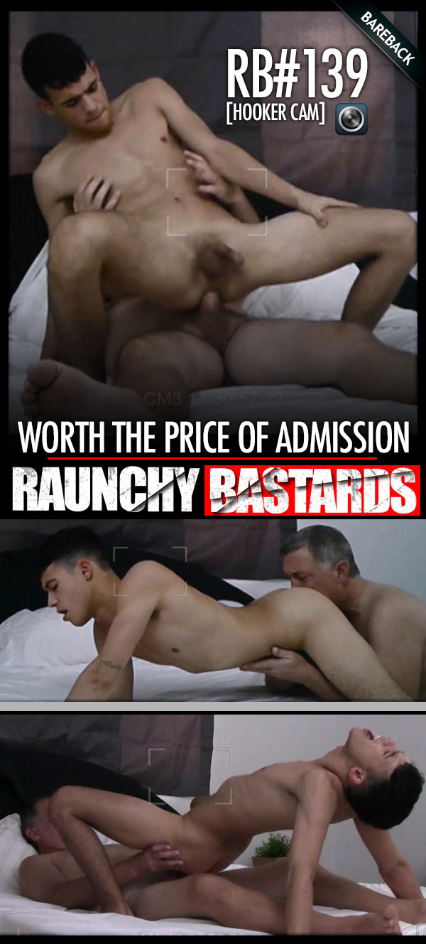 #139 (Hooker Cam): Worth The Price of Admission! at Raunch Bastards
