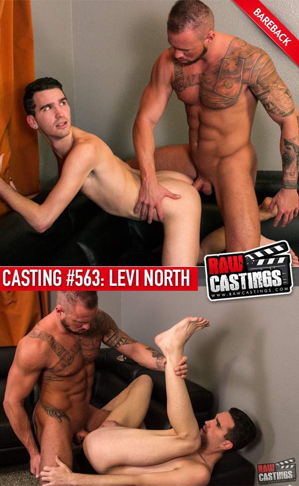 Casting #563: Levi North at RawCastings