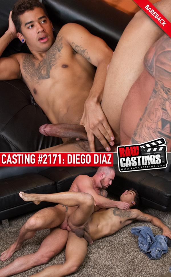 Casting #2171: Diego Diaz at RawCastings