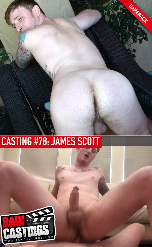 Casting #78: James Scott at RawCastings