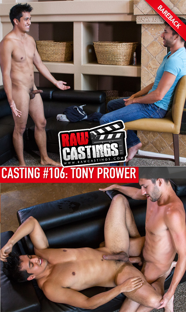 Casting #106: Tony Prower (with Scott Demarco) at RawCastings