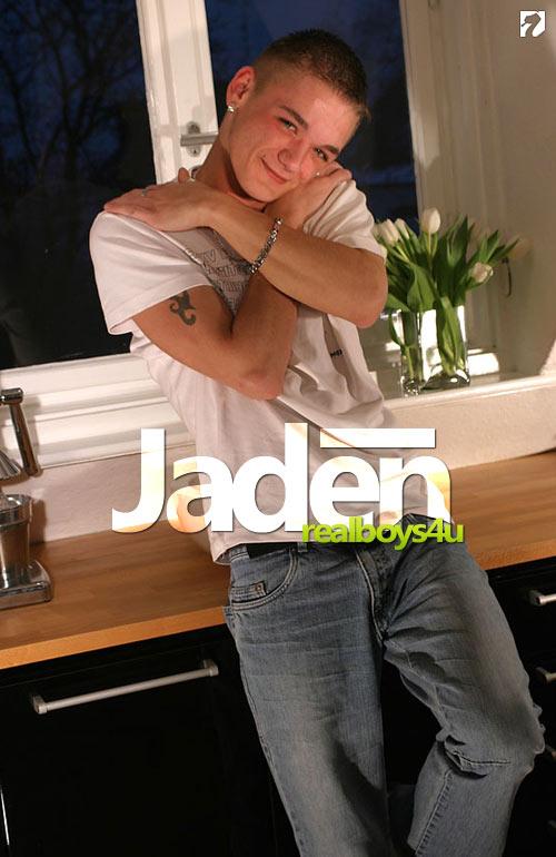 Jaden at RealBoys4U