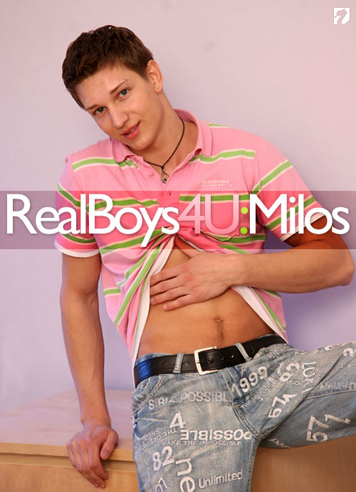 Milos at RealBoys4U
