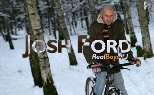 Josh Ford at Real Boys 4U